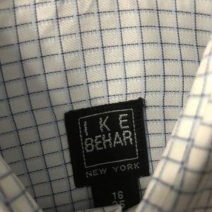 Ike Behar Dress Shirt